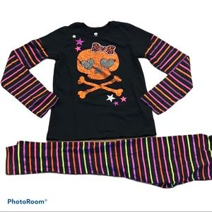 Sale! Halloween Bling Halloween Outfit. NEW L